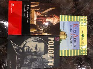 Libros en inglés de ESO y Bachiller