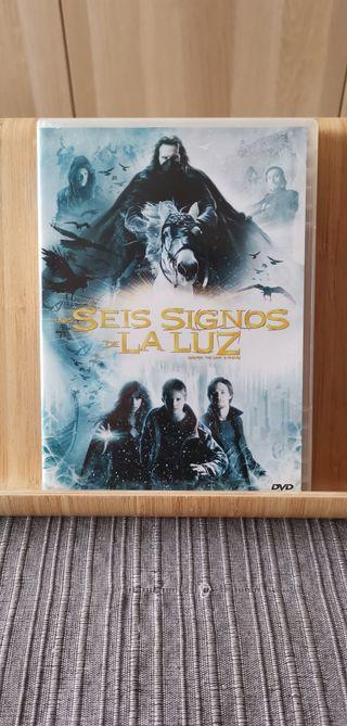 Los Seis Signos de la Luz. Película en DVD.