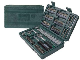 Maletin herramientas mannesmann 130 piezas