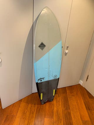Tabla surf retro fin