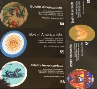5 revistas de historia: Boletín Americanista