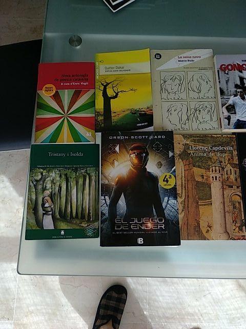Libros a 5€ 3 por 10€