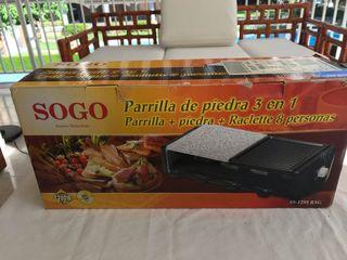 Plancha/parrilla SOGO