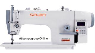 Maquina de coser Ind. Cortahilos