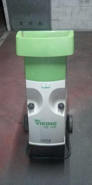 biotrituradora Viking GE 105