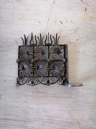 Reproducción puerta de la Casa Vicens de Gaudi