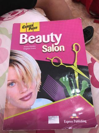 Libro de ingles tecnico Beauty Salon