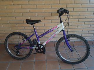 Bicicleta para niña / niño