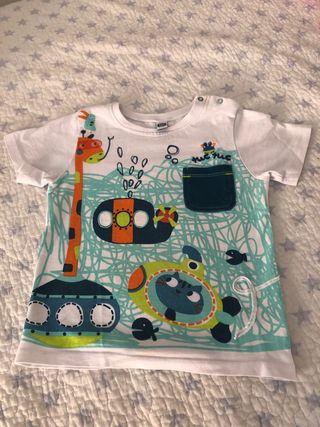 Camiseta Tuc Tuc 3 años