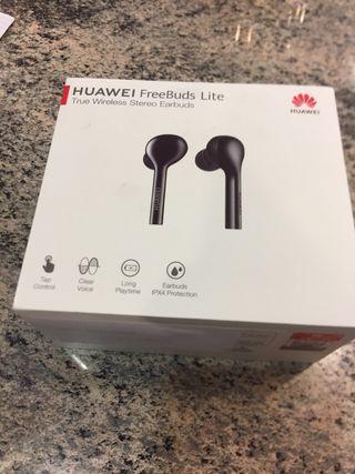 Auriculares inalámbricos Huawei.