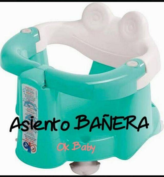 ASIENTO Bañera (OK baby)