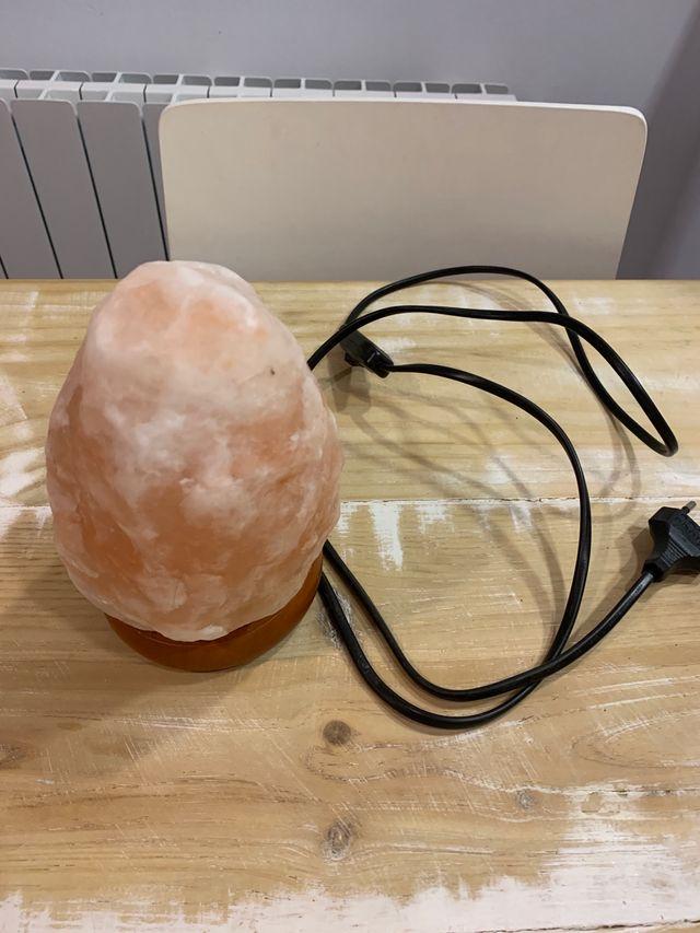 Lampara de sal