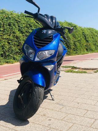 Scooter Speedfight 2; 50 cc