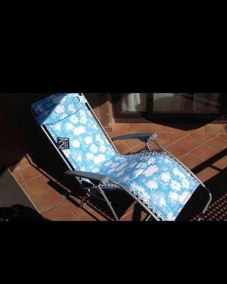 OFERTA!!!! 2 sillas de relajación