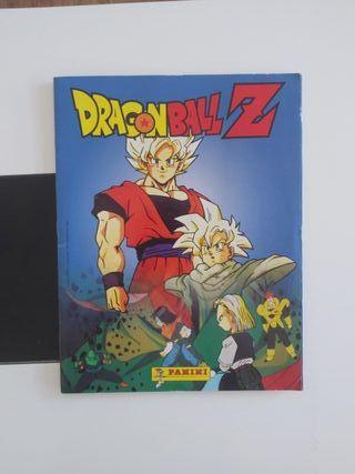 ALBUM DE CROMOS DRAGON BALL Z
