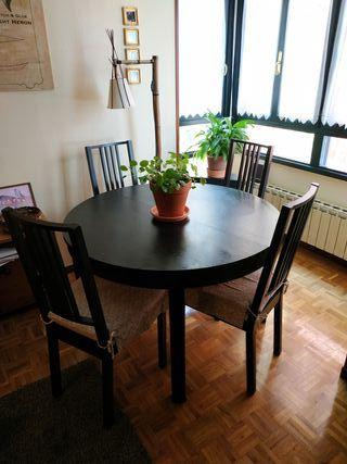 Mesa comedor Ikea de segunda mano en la provincia de Asturias en ...