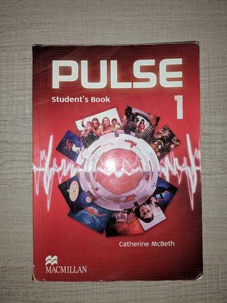Libro de inglés (student book) 1 ESO