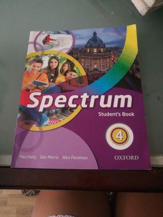 libro de inglés 4t de ESO
