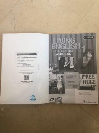Libro de inglés 1r batx