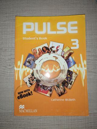 Libro de inglés (student book) 3 ESO