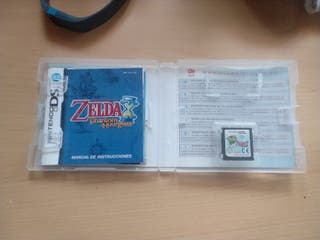zelda Phantom Hourglass nintento DS