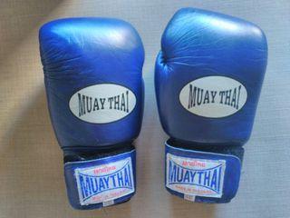 Guantes de boxeo Muay Thai