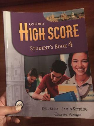 Libro de inglés Oxford
