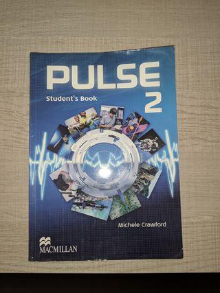 Libro de inglés (student book) 2 ESO