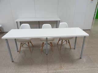 6 mesas