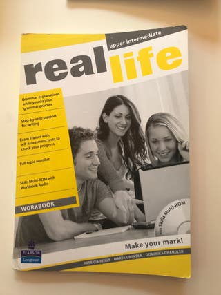 Workbook 'real life' upper intermediate