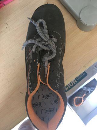 Zion calzado de seguridad