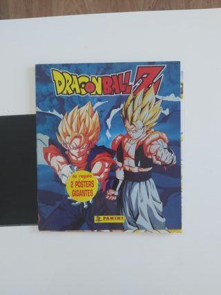 Album cromos DRAGON BALL Z