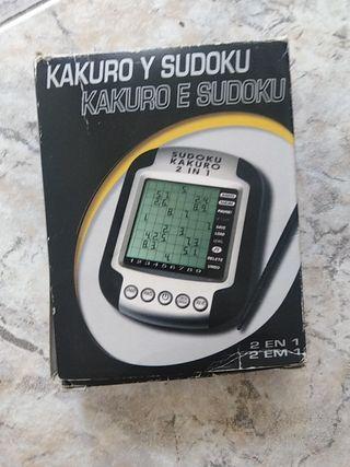 Kakuro y Sudoku