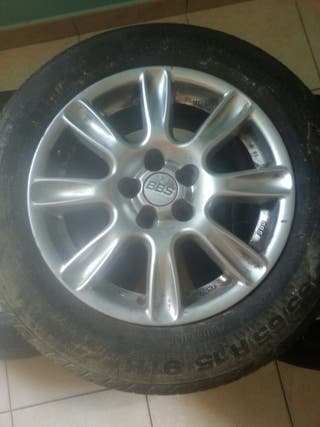 llantas de aluminio del 15