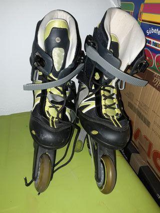 patines en linea 41-42