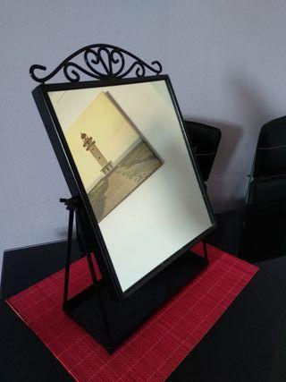 Espejo de mesa Ikea
