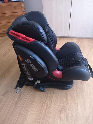 asiento de niño para el coche