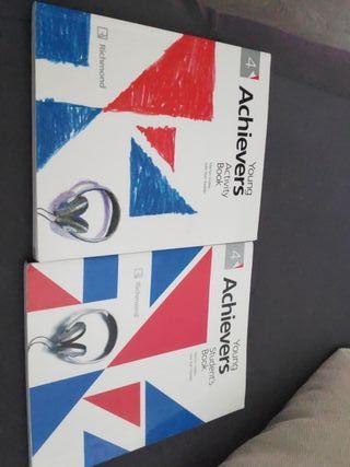 Libros inglés 4 primaria