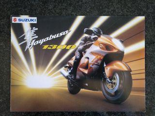 Catálogo Suzuki Hayabusa