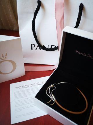 Nueva. Pulsera Pandora