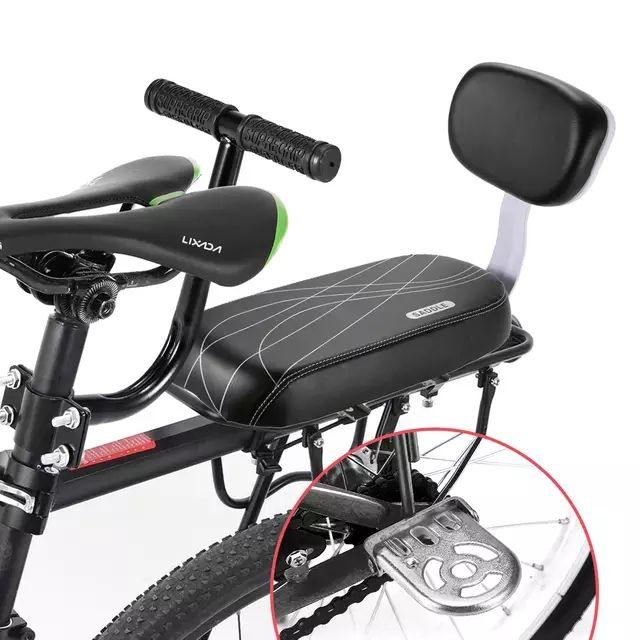 Asiento de niño para trasportin bici.