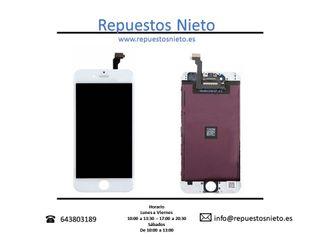 Pantalla iPhone 6 Color blanco