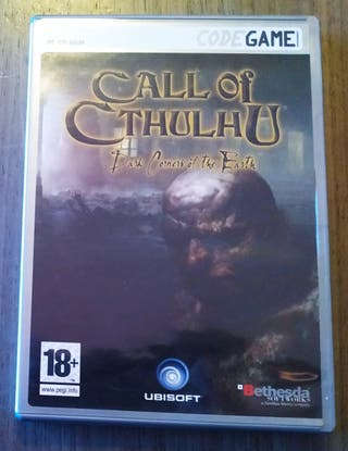 Call of Cthulhu dark corners of the earth. PC.