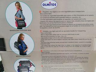 ASIENTO ELEVADOR OLMITOS