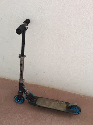 Patinete/Scooter Azul Oxelo