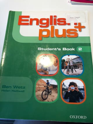 Libro ingles students book
