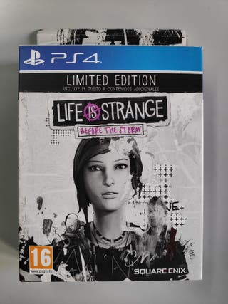 Life is Strange Before the Storm Limited Ed. - PS4