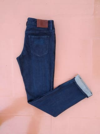Tejanos t.38 POLO RALPH LAUREN skinny jeans mujer