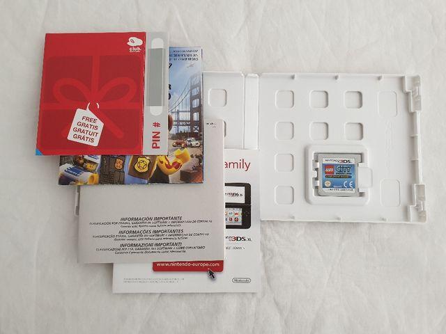 Lego City Undercover Nintendo 3DS