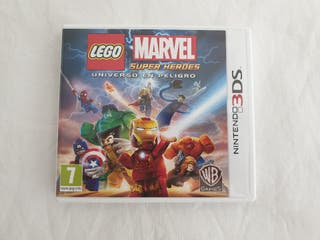 Lego Marvel Super Heroes Nintendo 3DS